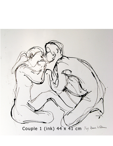 Couple 1 - lifedrawing